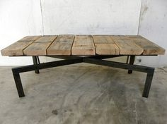 Gooseneck Coffee Table
