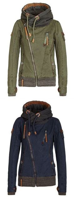 Nice ** This is the jacket we've been dreaming about (so, naturally, we had to make it)....