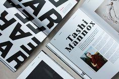 Leap of Faith Magazine   Abduzeedo Design Inspiration