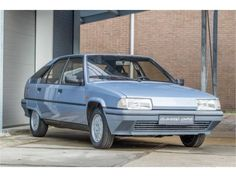Citroën BX 1.6 TRI Youngtimer with only 34000 KM's in very g (1987) | Occasions - AutoWeek.nl