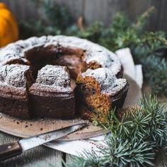 Sunday #FoodPorn: The Best Desserts on Instagram — Vogue // Chocolate chip, pumpkin, and rye Bundt cake