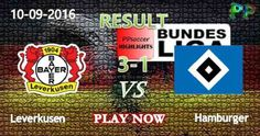 Bayer Leverkusen 3 - 1 Hamburger SV 10.09.2016 HIGHLIGHTS - Germany Bundesliga…