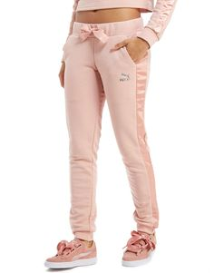 PUMA Bow Fleece Pants - Shop online for PUMA Bow Fleece Pants with JD Sports, the UK's leading sports fashion retailer.