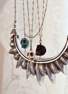 oraclejewellery:    Love Pamela Love