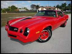 SATURDAY ****** Lot K124 1978 Chevrolet Camaro Z28 350 CI, 4-Speed----- Avg $8200 - High $14850