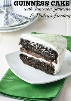 Guinness Cake - FoodBabbles.com