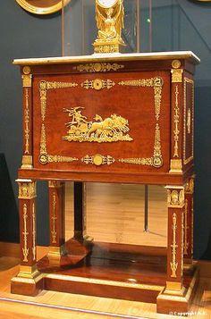 Peintures des Musées de France: 06 - Arts décoratifs Premier Empire
