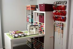 My dream craft room. *swoon*