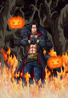 Anime Halloween, Pirate Halloween, Halloween 2019, One Piece Ace, One Piece Luffy, Anime Manga, Anime Guys, Anime Art, Susanoo Naruto