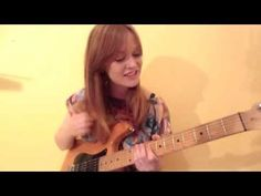 ▶ I love it / came to say HELLO - YouTube Who is this woman?? She is the best.