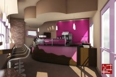 Coffee bar design pictures
