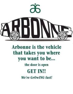 Arbonne can make your dreams come true...