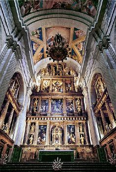 Monasterio de El Escorial(Madrid)