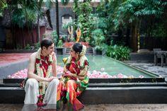 The love birds, at ease. Indian Wedding Photos, Indian Wedding Photography, Indian Weddings, Wedding Looks, Dream Wedding, Wedding Silk Saree, South Indian Bride, Wedding Photo Inspiration, Wedding Shoot