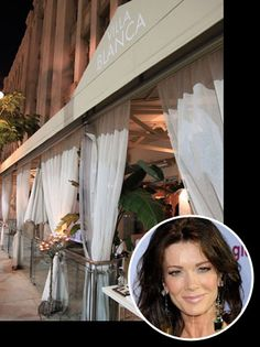 "#celebrity-owned #restaurants : Lisa Vanderpump - ""Villa Blanca"" - #BeverlyHills - This restaurant, located in the heart of Beverly Hills, operates on the clean and welcoming aesthetic of Bravo's Real Housewife of Beverly Hills. The space is bright and nearly all-white with golden accents to compliment its A-list visitors. http://celebhotspots.com/hotspot/?hotspotid=5879&next=1"