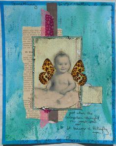 butterfly...creatingwiththegirls