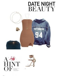 """""""The Groupie💋"""" by foreverslayy ❤ liked on Polyvore featuring Benedetta Bruzziches, Wet Seal, Chloé and Ann Taylor"""
