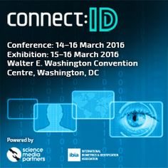 Connect:ID 2016 – An Exploration of Physical & Digital Identity in the 21st Century, March 14 – 16, 2016 – WEWCC, Washington, DC #cybersecurity #conferences #technology