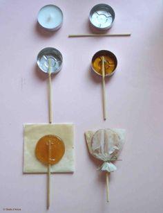 DIY Lollipop Mold