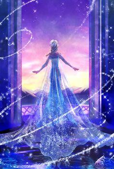 /Elsa the Snow Queen/#1714344 - Zerochan | Disney's Frozen | Walt Disney Animation Studios