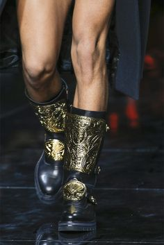 very-versace: Versace Fall Winter 2013