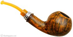Neerup Classic Smooth Bent Apple (2) Pipes at Smoking Pipes .com