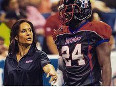 Jen Welter, la primera entrenadora de la NFL FOTO: Instagram