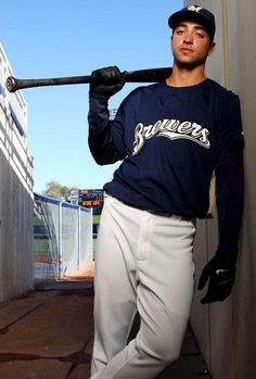 Ryan Braun from the BREWERS