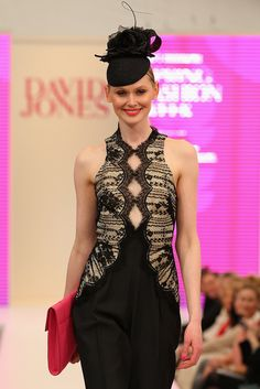 The Best Races Fashion from the David Jones Spring Racewear Runway Show