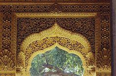 Restoration in the interior of the Jain temple, Amar Sagar, near Jaisalmer, Rajasthan, India Religious Architecture, Art And Architecture, Jain Temple, Rich Image, Jaisalmer, Rajasthan India, Mosaic Art, Indian Art, Royalty Free Photos