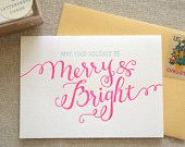simple and lovely letterpress greetings by ParrottDesignStudio- I love these beautiful cards