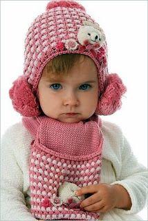 Crochetcetera e tal: Toucas lindas, cachecóis e outros mimos!