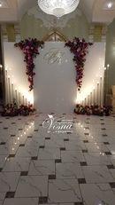 Backdrop Decorations, Wedding Table Decorations, Decoration Table, Flower Decorations, Wedding Entrance, Wedding Ceremony, Wedding Backdrop Design, Luxury Wedding Decor, Private Wedding