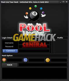 Pool live Tour Hack – How to Get Unlimited Win, Coins and Gold Working