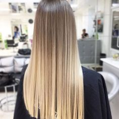 Blonde Hair Looks, Blonde Hair With Highlights, Blonde Ombre, Ash Blonde, Balayage Straight Hair, Balayage Bob, Orange Hair Dye, Straight Hairstyles, Braided Hairstyles