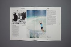This is a school assignment. I chose to redesign the danish surf magazine Watermag surfnews.OBS: I do not own any of the pictures used in the magazine. They will only be used in this presentation.