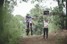 Save the date! Motocross Jump