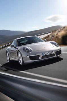 Porsche 911 (991) Profile Photo Check out THESE Porsches! --> http://germancars.everythingaboutgermany.com/PORSCHE/Porsche.html