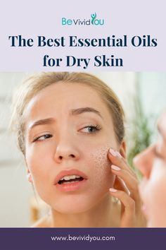 The calming and soothing properties of Sandalwood and Geranium essential oil nourishes and balances the skin. Learn how to incorporate these oils into your skincare routine. #essentialoils #naturalskincare #naturalbeauty #oilcleansingmethod Oil Cleansing Method, Facial Cleansing, Essential Oils For Skin, Geranium Essential Oil, Vetiver Oil, Oil For Dry Skin, Chamomile Oil, Skin Structure, Flaky Skin