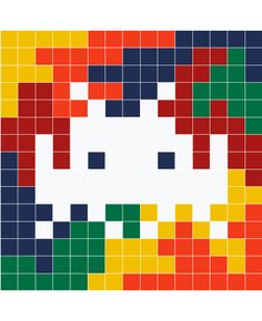 Stickaz - Rubik Space Camo Two
