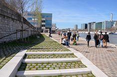 Wharf of Austerlitz Marina by Urbicus 04 « Landscape Architecture Works | Landezine