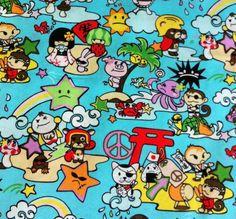 cool japanese fabric