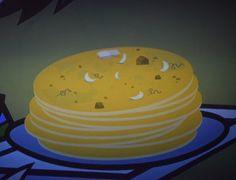 Total Drama Island Pancakes