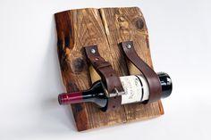 Wine holder. Idea, handpainted, handmade, wood, wood crafts, reclaimed, diy, decor, diyromania, shabby chic