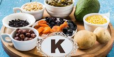 Potassio: proprietà, alimenti, fabbisogno giornaliero e CARENZA