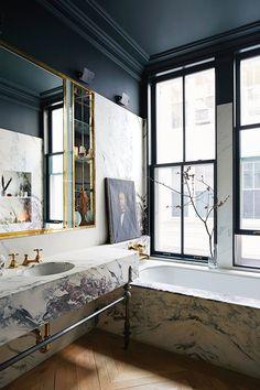 GET THE LOOK- Jenna Lyon's Soho Loft2