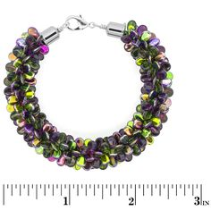 Petal Magic Bracelet | Fusion Beads Inspiration Gallery