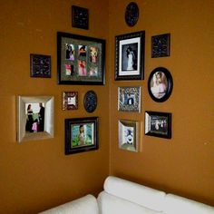 Corner collage