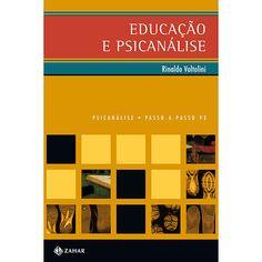Livro - Educação e Psicanálise