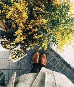 Bluchers y flores. La combinación perfecta. #Lince #Linceshoes #LinceShoes